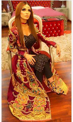 Pakistani couture Faryal