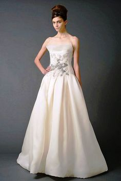 Awesome Find this Pin and more on Presenting the Vera Wang Fall Bridal