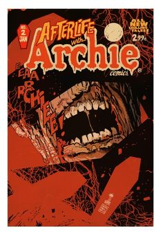 Afterlife with Archie #2 by Roberto Aguirre-Sacasa and Francesco Francavilla