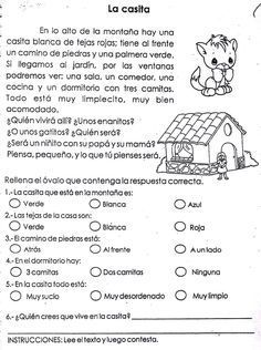 Easy Reading for Reading Comprehension in Spanish - December Set Spanish Classroom Activities, Spanish Teaching Resources, Bilingual Classroom, Bilingual Education, Spanish Lessons For Kids, Spanish Lesson Plans, Learn Spanish, Dual Language Classroom, Learning Sight Words