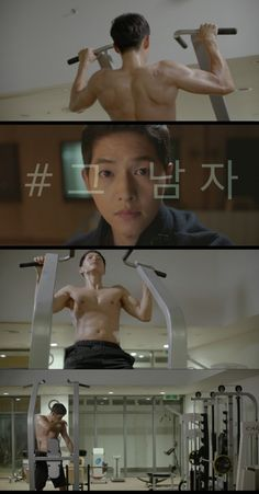 This is my fave Descendants of the Sun teaser so far, and it's no surprise because it's male lead Song Joong Ki focused and he's the numero uno reason this drama is on my must watch list. Asian Actors, Korean Actors, Korean Dramas, Song Joong Ki Birthday, Soon Joong Ki, Decendants Of The Sun, K Drama, Sun Song, Songsong Couple