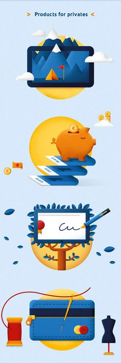 UBI Banca Restyling on Behance