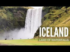 Iceland: the land of waterfalls - Breathe With Us