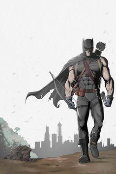 Zero Year Batman