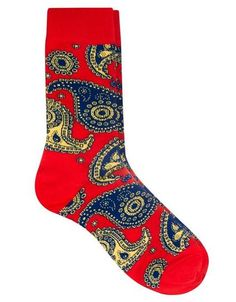 12 Pairs of Cool Socks To Give This Holiday Seasom | StyleCaster