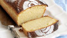 Dolci senza burro: plumcake allo yogurt soffice e leggero come una nuvola!   Cambio cuoco