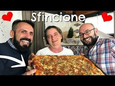 La Vera Ricetta dello Sfincione Palermitano | Vlog Ricetta con Ospite | 55Winston55 - YouTube