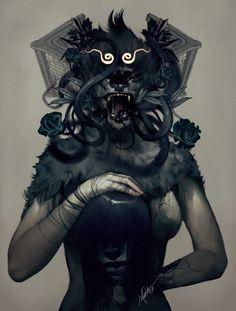 Monkey King by ~jeffsimpsonkh on deviantART
