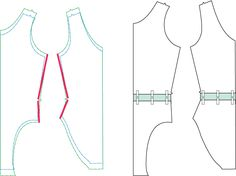 How to Choose the Right Size When Making a Leotard, Swimsuit or Skating Dress