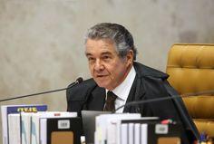 Ministro Marco Aurélio. Foto: Carlos Humberto/SCO/STF