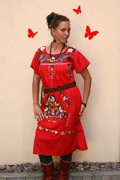 Robes longues, Robe *LAFLORIDA* L est une création orginale de ModeFrida sur DaWanda