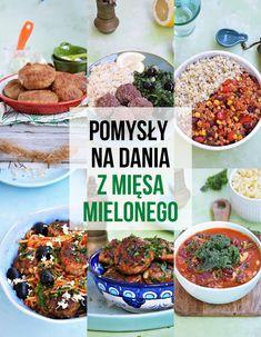 Moja smaczna kuchnia: 7 pomysłów na dania z mięsa mielonego Nasu, Chana Masala, Breakfast, Ethnic Recipes, Food, Morning Coffee, Essen, Meals, Yemek