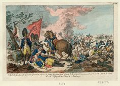 The French Revolution in Pictures | Smart News | Smithsonian / The death of French general, Jean-Baptiste Gouvion.