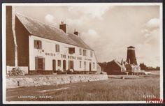 HAMPSHIRE HAVANT LANGSTONE THE ROYAL OAK PUB & WINDMILL NO SAILS PHOTO CARD | eBay
