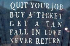 Well said....anyone wanna do it with me?!!?