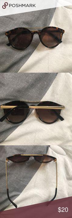 Ann Taylor Sunglasses Never worn. Ann Taylor Loft sunglasses. Accessories Glasses