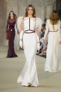Stéphane Rolland - Haute Couture Fall Winter 2012-13 - Shows - Vogue.it
