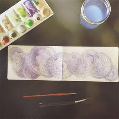 How & Why To Draw Mandalas