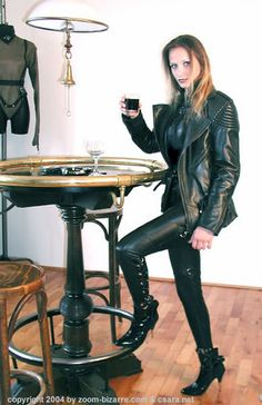 We Present an Extensive Collection of Men, Women, Celebrity, Motorcycle & Custom Leather Jackets. Great Quality, Best Value! Visit for Buy Now Leather Jeans, Leather Chain, Leather Gloves, Black Leather, Patent Leather, Custom Leather Jackets, Straight Jacket, Leather Dresses, Sexy Boots
