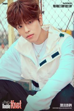 Stray Kids reveal individual teaser images for Seungmin, Hyunjin, and Lee Know ahead of 'Double Knot' comeback K Pop, Yandere, Rapper, Sung Lee, Stray Kids Seungmin, Wattpad, Kids Wallpaper, Lee Know, Lee Min Ho