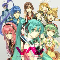 Stream Hatsune Miku - World Is Mine by Vocaloid from desktop or your mobile device Hatsune Miku, Kaito, Neko, Manga Anime, Anime Art, Anime Boys, Marinette Et Adrien, Vocaloid Characters, Kagamine Rin And Len