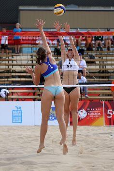 Womens volleyball upskirt clips
