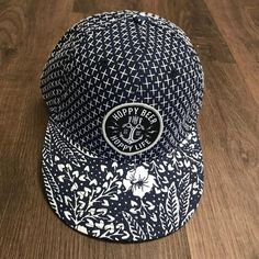 HBHL Anchor 6 Panel Beer Hat