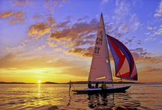 Midnight sailing by Visit Finland Sail Away, Its A Wonderful Life, Rodan And Fields, Archipelago, Best Cities, Helsinki, Beautiful Landscapes, Sailing Ships, Norway