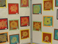 We recently held our annual art show at the high school. Although I am only posting the pictures of my students' work, we also had musical p...