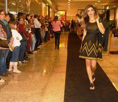 Lojas do Shopping Piracicaba desfilam novas coleções em corredor | Jornalwebdigital