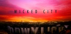 NEW - ABC - Premieres 27 Oct 2015 - Wicked City: This anthology series will focus on a different criminal case in Los Angeles history each season. For the first, Adam Rothenberg, Ed Westwick, Taissa Farmiga, and Gabriel Luna are among the cast of people involved in committing, reporting on, or solving a string of serial murders on the Sunset Strip in 1982.