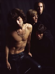 From Los Angeles, the Doors - few are the bands whose music truly stands the test of time...