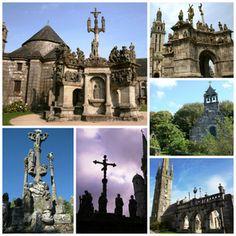 Parish Closes, Finistere, Brittany