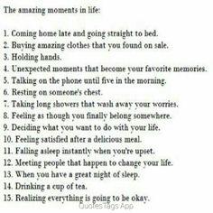 #LifeIsPrettyAmazing