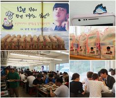 [News ✮ 2013 | Shark / Don't Look Back ] 김남길 Kim Nam Gil Fan Club visits Shark set during the last day of filming ~ KimNamGilStory