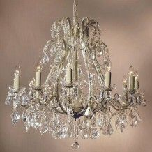 The Stylish Chandelier Marie Therese Cream Crack 12 Arm Chandelier Event Lighting, Chandelier Pendant Lights, Light Decorations, Event Decor, Color Schemes, Ceiling Lights, Crystals, Elegant, Antiques