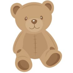 Teddy Bear: Miss Kate Cuttables