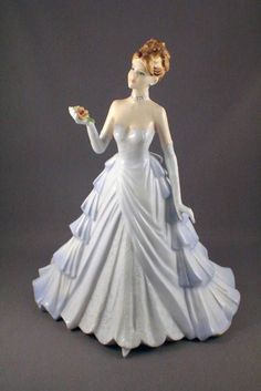 "FANTASTIC COALPORT FIGURINE ""HAPPINESS"" FIGURINE - PERFECT #Figurines"