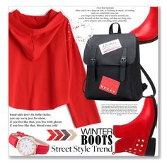 """""""Street Style"""" by jecakns ❤ liked on Polyvore"""