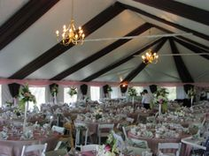 tent wedding decoration ideas for ceilings   fabric-tent-wedding-decor-ceiling-swags-for-wedding-in-beach-tent-wow ...