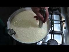 Making Emmentaler Cheese At Home---video tutorial from Little Green Cheese