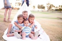 Tips for Creating a Memorable Portrait Session for Families with Young Children | Guest Blogger Marisa McDonald