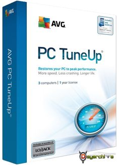 Get AVG PC TuneUp 2016 Serial Keys are Here ! [LATEST] Free Download