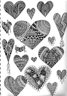 Zen hearts ♡ teaspoonheaven.com