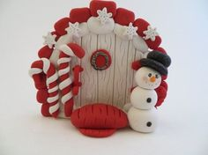 1000 Ideas About Polymer Clay Christmas On Pinterest Polymer