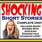 This short story unit is perfect for any high school English classroom.  The stories have been used in my class with great success.  The students e...