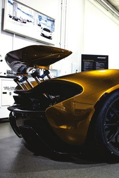 Art of the Automobile:  McLaren P1
