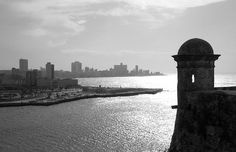 La Habana (Cuba) – Fortaleza Cabaña, Malecón and Vedado