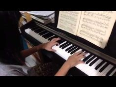 Chopin: Valse in B minor solo piano by Herwina Aisya B Minor, Piano Lessons, Daughter, Piano Classes, My Daughter, Daughters