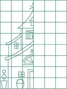 Resultado de imagem para draw the other half Lessons For Kids, Art Lessons, Drawing For Kids, Art For Kids, Symmetry Activities, Graph Paper Art, Art Worksheets, Gymnasium, Drawing Practice